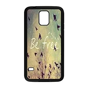 Be Free Bird DIY Case for SamSung Galaxy S5 I9600, Custom Be Free Bird Case