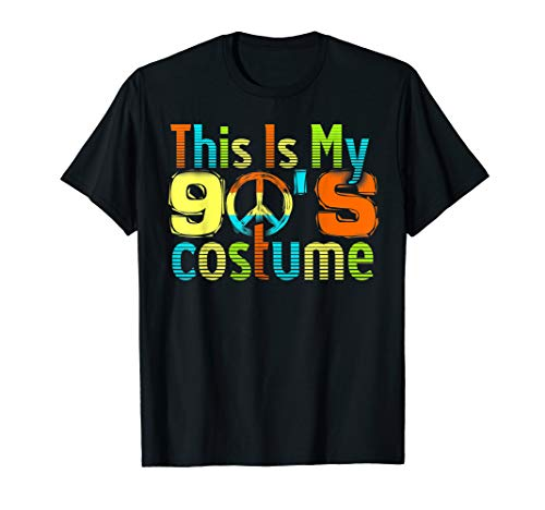 Colour Theme Party Costumes - This Is My 90s Costume  