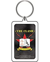 """The Clash """"Know Your Rights"""" Keychain"""
