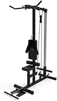 AmStaff Fitness DF1191 LAT, Core & Row Mac