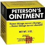 PETERSON'S OINT JAR 3OZ PartNo. 2355868920 by,OAKHURST COMPANY *** (1 pack )