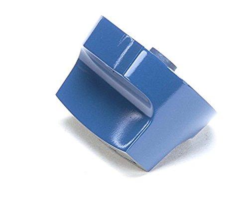 (Royal Range 3099 Blue Knob Flat Side Up)