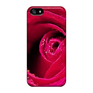 Amazing Pink Roses Branch Macro Diy For Mousepad 9*7.5Inch Couples