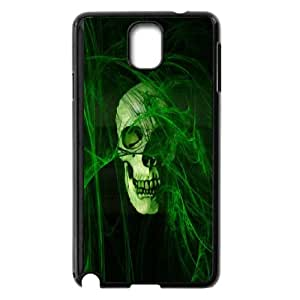 Skull Samsung Galaxy Note 3 Cell Phone Case Black icp