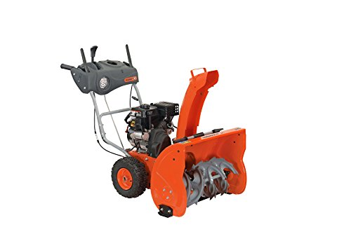 YARDMAX YB6770 Two-Stage Snow Blower, LCT Engine, 7.0HP, 208cc, 26