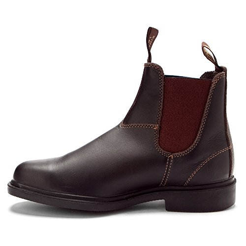 Brown Chisel 1306 Unisex Toe Adults' Stout Chelsea Boots Blundstone 8S6xw6