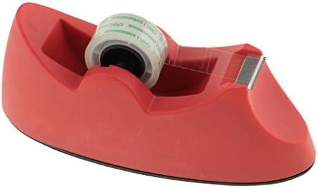 美25mm微細孔紙テープカッターディスペンサーまつげエクステンションツール - 赤