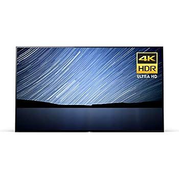 e582f64cc Sony XBR55A1E 55-Inch 4K Ultra HD Smart BRAVIA OLED TV (2017 Model), Works  with Alexa
