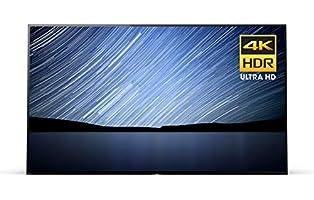 Sony XBR55A1E 55-Inch 4K Ultra HD Smart BRAVIA OLED TV (2017 Model), Works with Alexa