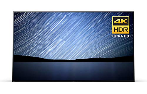 Sony XBR77A1E 77-Inch 4K Ultra HD Smart BRAVIA OLED TV (2017 Model), Works with Alexa