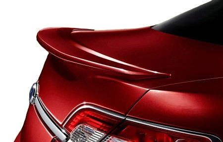 Ford Taurus Spoiler - Accent Spoilers-Ford Taurus Factory Style Spoiler-Primer