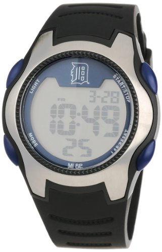 "Game Time Men's MLB-TRC-DET ""Training Camp"" Watch - Detroit Tigers"