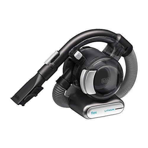 Decker Hardware (BLACK & DECKER BDH2020FLFH 20-Volt MAX Lithium FLEX Vacuum with Floor Head & Pet Hairbrush)