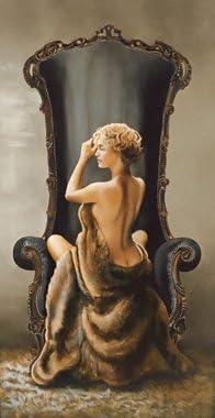 Sentado belleza por Ron Di Scenza – Fine Art impresión DE ...