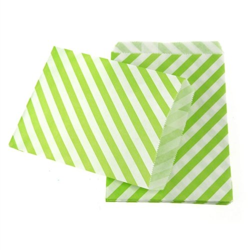 Homeford FCFPPBSTRAPG Candy Stripe Paper