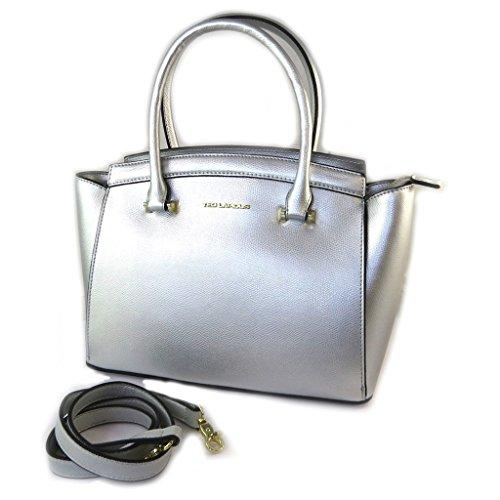 Bag Designer 'ted Lapidus'argento