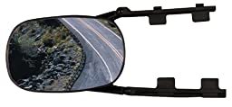 Reese Towpower 72787 Clip-on Towing Mirror