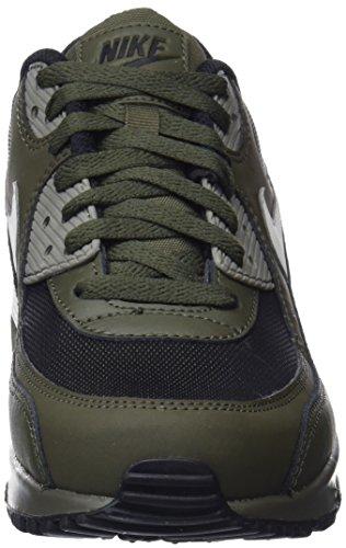 Air 90 Nike Stucco Scarpe Khaki dark light 537384 black 309 cargo Essential Multicolore Da Ginnastica Max Uomo Bone qCEUdR6E