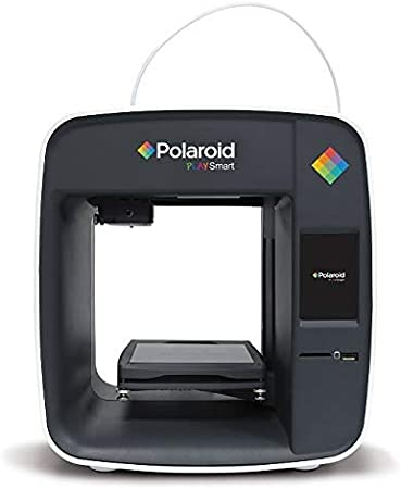 Polaroid 3D 3D Printer, Easy to Use with Free 1 kg Filament and a ...