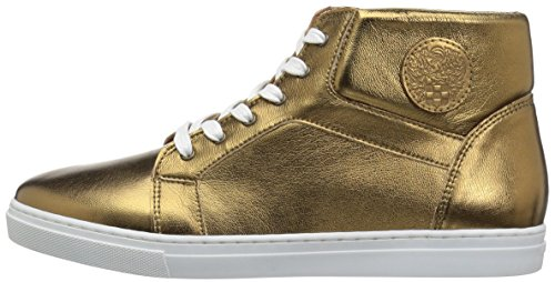Pictures of Vince Camuto Boys' GRADIE2 Sneaker Gold 3 Gold 3 M US Little Kid 5