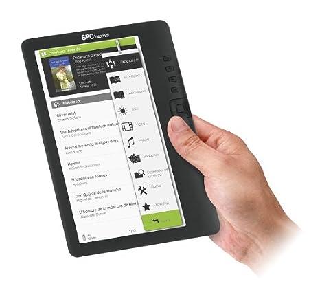 SPCinternet Color eBook Reader 5704N: Amazon.es: Electrónica