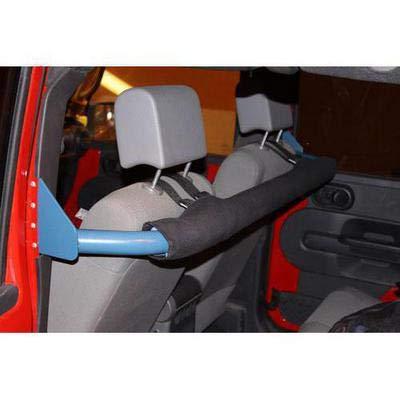 Rock Hard 4x4 Front Seat Harness Bar for Jeep Wrangler JK 4DR 2007 - 2017 ()