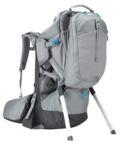 Thule Sapling Elite Child Carrier, Dark Shadow and Slate
