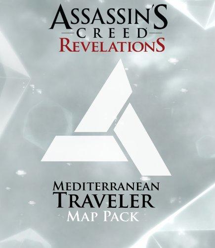 Assassin's Creed Revelations - Mediterranean Traveler Map Pack DLC [Online Game Code] (Assassins Creed Revelations Mediterranean Traveler Map Pack)