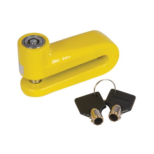 Price comparison product image Silverline Tools - Motorcycle Disc Lock - 10mm Pin