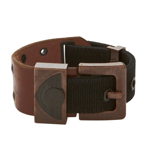 Diesel Stainless-Steel Military Bracelet Dx0556040 Dx0556040