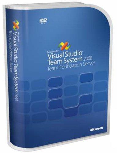 Microsoft Visual Studio Team System 2008 Team Foundation Server [Old Version]