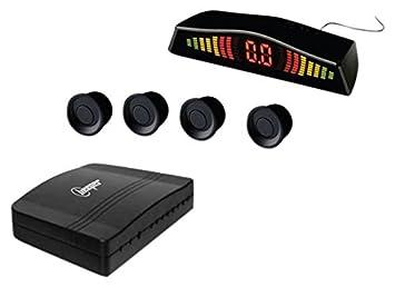 Beeper RK039-FR Aparcamiento, 4 sensores, Pantalla Inalámbrica: Amazon.es: Coche y moto