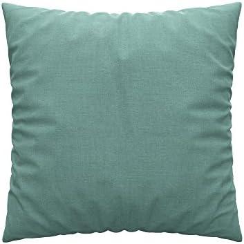 Fundas Cojines Ikea.Soferia Ikea Funda Para Cojin 50x50 Elegance Mint Amazon
