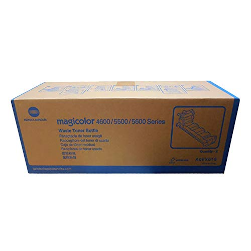 Konica Minolta BizHub C20P Waste Toner Container 2Pack (OEM) 36.000 Pages (Konica Minolta Bizhub C20p)
