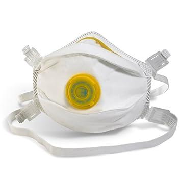 Gran ojo diseño P3 Válvula mascarilla desechable máscara para fibras de amianto, madera dura,
