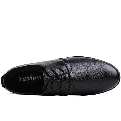 LHEU EU Herren LH8081A Größe Schwarz 38 Schwarz Sneaker Minitoo dfFUxOd