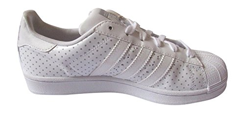 5 womens adidas 6 superstar LGSOGR FTWWHT us sneakers 40 uk eu 8 WHTWHT shoes trainers S79590 RRB0w5qr