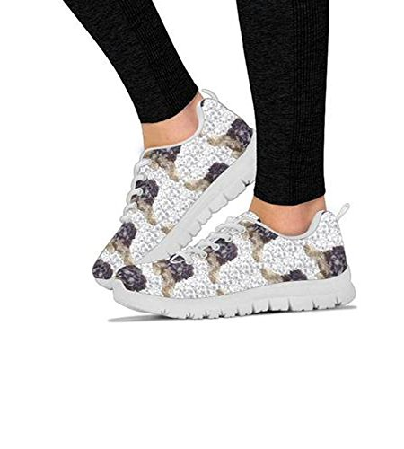 Shoes Choose All Affenpinscher Print Women's Casual Pattern Your Shoetup Sneakers Breed Women's Dog Running 1pznwvq