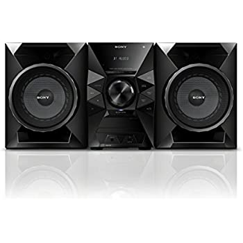 Sony Lbt Gpx High Power Home Audio System With Bluetooth