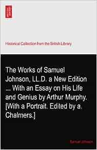 essay by samuel johnson