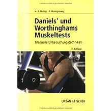 Daniel's und Worthingham's Muskeltest. Manuelle Untersuchungstechniken.