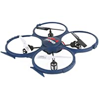 Owill UDI U818A-1 2.4GHz 4 CH 6 Axis Gyro Headless RC Quadcopter Drone One Key Return Home (Blue)