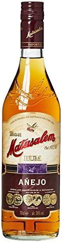Matusalem Añejo Ron -700 ml: Amazon.es: Alimentación y bebidas