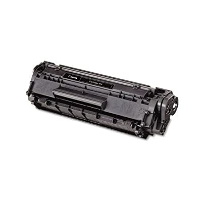 104 Toner, 2000 Page-Yield, Black by CANON (Catalog Category: Office Equipment & Equipment Supplies / Fax)