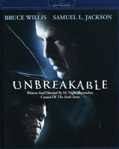 Blu-ray : Unbreakable (Widescreen)