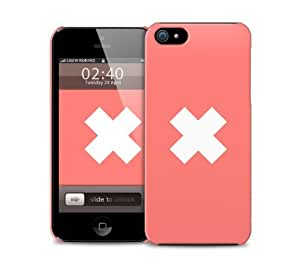 Peach Cross iPhone 5 / 5S protective case
