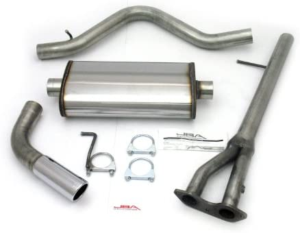JBA 40-3001 3 Stainless Steel Exhaust System for GM C//K Extended Cab Short Bed 5.7L