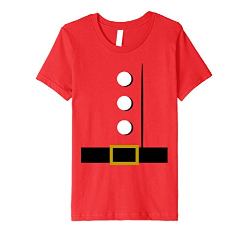 Halloween Costumes Ideas For A Group Of 5 (Kids Santa Christmas Costume Idea T-Shirt Group Dwarf Halloween 8 Red)