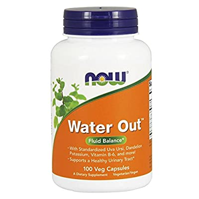 NOW Water-Out,100 Veg Capsules