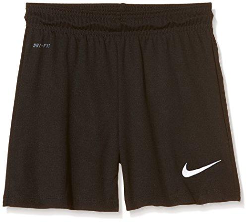 NIKE Kinder Shorts Park II Knit, Black/White, L, 725989-010